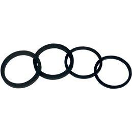 Paraolio oring del pistone pinza freno anteriore HONDA CR500R 84-86-1702-0165-K&S Technologies