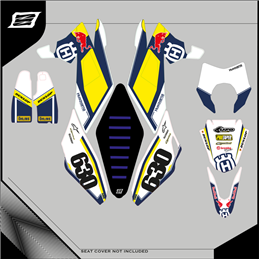 Suzuki GSR750 2011-2016 Graphic Kit Sticker Decal Kit