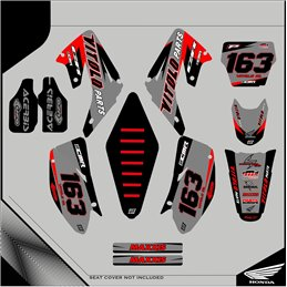 Custom graphics HONDA CRF 250 X