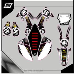 Custom graphics HONDA CRF 450 RX