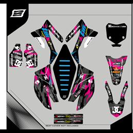 Custom graphics TM RACING EN/MX 125 CROSS