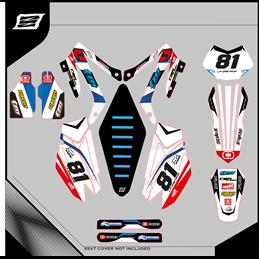 Custom graphics TM RACING EN/MX 300 CROSS