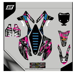 Custom graphics TM RACING SM R 125 MOTARD