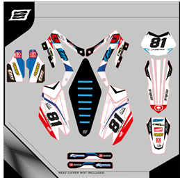 Grafiche personalizzate TM RACING SM R 450 MOTARD-GRFK-372-Rimotoshop