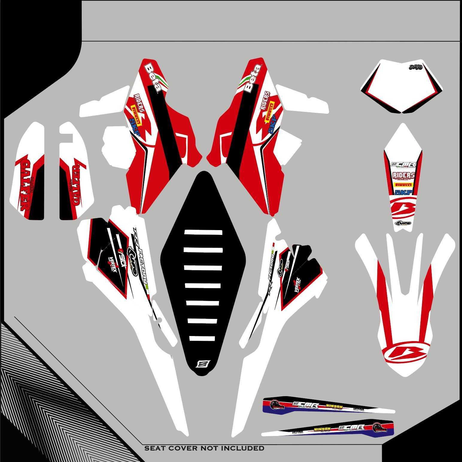 Grafiche-personalizzate-BETA-RR-350-RiMotoShop-Opaco miniatura 3