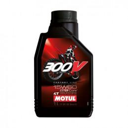 huile moteur Motul 300V OFF ROAD 15W60 - 1 lt--ML104137-Motul