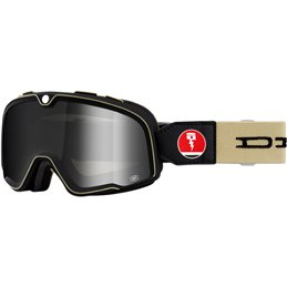 Goggles MX 100% BARSTOW DEUS 17 - Lens MIRROR SILVER