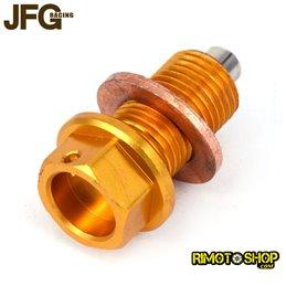 Tappo scarico olio magnetico SUZUKI RMZ 250 2007-2019-RMT-SUZ001-RiMotoShop