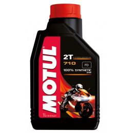 Olio miscela 2t Motul 710 OFF ROAD 2t 1 lt-ML104034-Motul