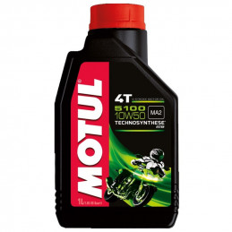 Olio motore Motul 5100 10W50 - 1 lt-ML104074-Motul