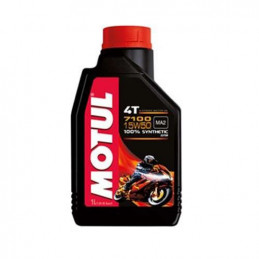 huile moteur Motul 7100 15W50 - 1 lt--ML104298-Motul