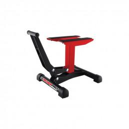 Cavalletto alzamoto CrossPro a leva rosso MX enduro-8200100007-