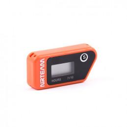 Contaore wireless universale arancione-CNTR.A-NRTeam