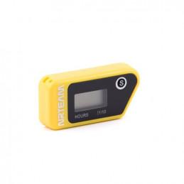 Contaore wireless universale giallo-CNTR.G-NRTeam
