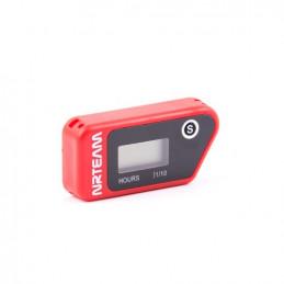 Contaore wireless universale rosso-CNTR.R-NRTeam