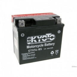 Batteria Husqvarna 125 SMS (98-13) Kyoto YTX4L-BS