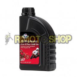 Olio motore Silkolene PRO 4 PLUS 10W/50 - 1 lt-600986032-SILKOLENE FUCHS