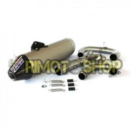 Scarico HGS Yamaha YZ 450 F (14-17) completo