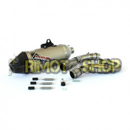 Scarico HGS Suzuki RMZ 250 (16-17) completo