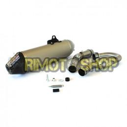 Scarico HGS Suzuki RMZ 450 (16-17) completo