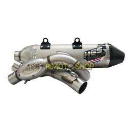 Scarico HGS KTM 250 SX F (16-18) completo