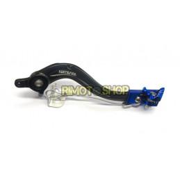leva freno Yamaha YZ 250 F (10-18) blu