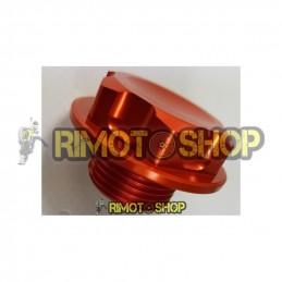 KTM 150 SX 09-18 Dado piastra di sterzo nero-DS88.0006N-NRTeam