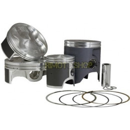 APRILIA RS125 pistone GP anello 0,8mm-23091A-VERTEX piston