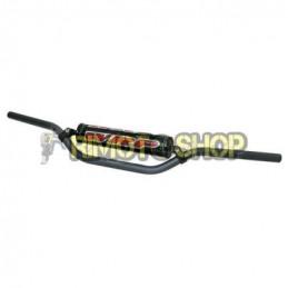 Manubrio 22 mm PRO-TECH piega alta titanium-WD-1030-025-WRP
