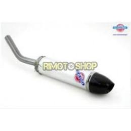 Scalvini KTM 150 SX 16-18 SILENCER exhaust Alu-Carb