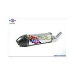 Scalvini KTM 250 SX 17-18 Silenziatore SCARICO