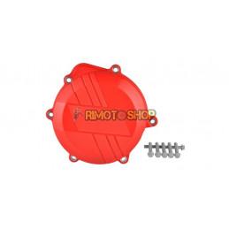 Protezione carter frizione Husqvarna 250 FE (14-16) blu
