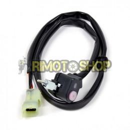 Pulsante Honda CRF 450 R (09-12) spegnimento + indicatore