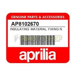 AIR FILTER PLASTIC APRILIA RS 125 96-10