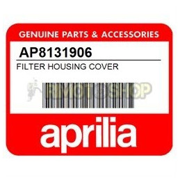 FILTER HOUSING COVER APRILIA RS 250