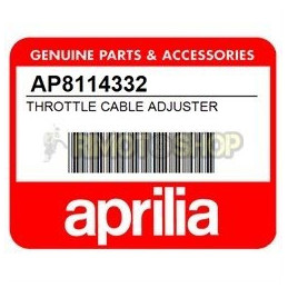 REGISTER TRANSMISSION GAS APRILIA RS 125 99 05