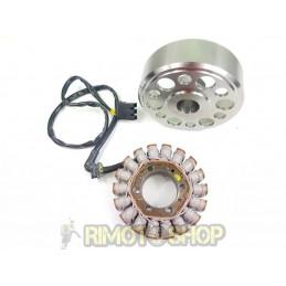 HONDA CBF 600 PC38/PC43 Volano e statore 08-2012-1635991-Denso