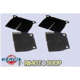 KIT 4 LAMELLE pacco lamellare KTM-HQ 125 (05/17)