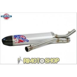 Expansion exhaust with...