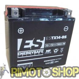HUSQVARNA TE 630 10/13 Battery ESTX14-BS Acido a corredo