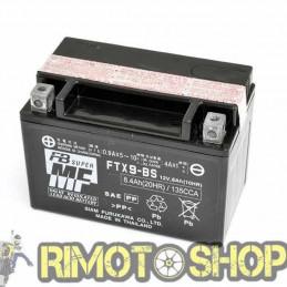 SUZUKI GSX R T 600 96/96 Batteria FTX9-BS Acido a corredo