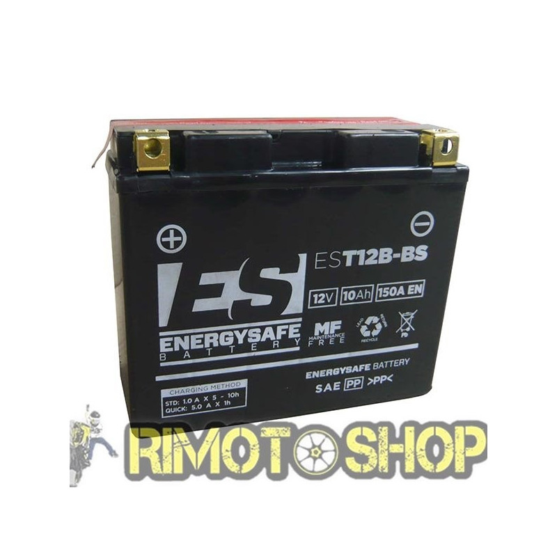 DUCATI 999 03/06 Batteria EST12B-BS Acido a corredo