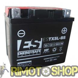 SUZUKI RG Gamma 125 86/90 Batteria ESTX5L-BS Acido a