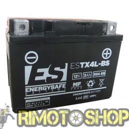 SUZUKI RGV Gamma 250 91/92 Batteria ESTX4L-BS Acido a