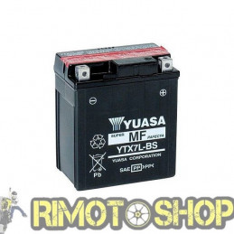 SUZUKI RG F Gamma NF41A N/ R 125 92/95 Batteria YTX7L-BS Acido