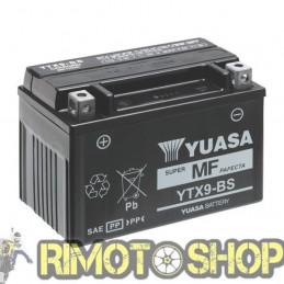 SUZUKI GSX R T 600 96/96 Batteria YTX9-BS Acido a