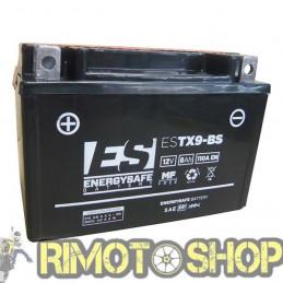 SUZUKI GSX R K1/ K2/ K3 600 01/03 Batteria ESTX9-BS Acido a corredo