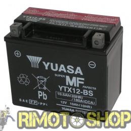 APRILIA RSV R Tuono 1000 06/11 Batteria YTX12-BS Acido a corredo