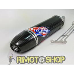 Scalvini Honda CR 125 00-07 Silenziatore SCARICO