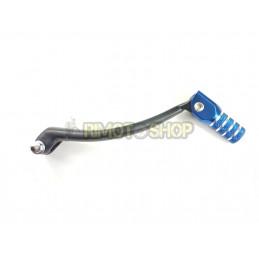 Leva cambio TM EN/MX 125 (00-16) blu-DS92.0C43B-NRTeam